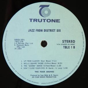R. Davids – jazz musician . . .