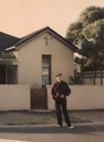 Arthur Gillies 90s Kensington