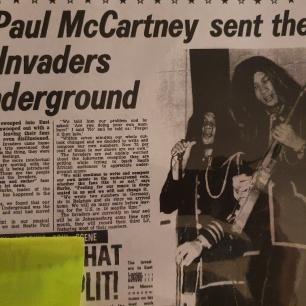 Invaders Paul Mac
